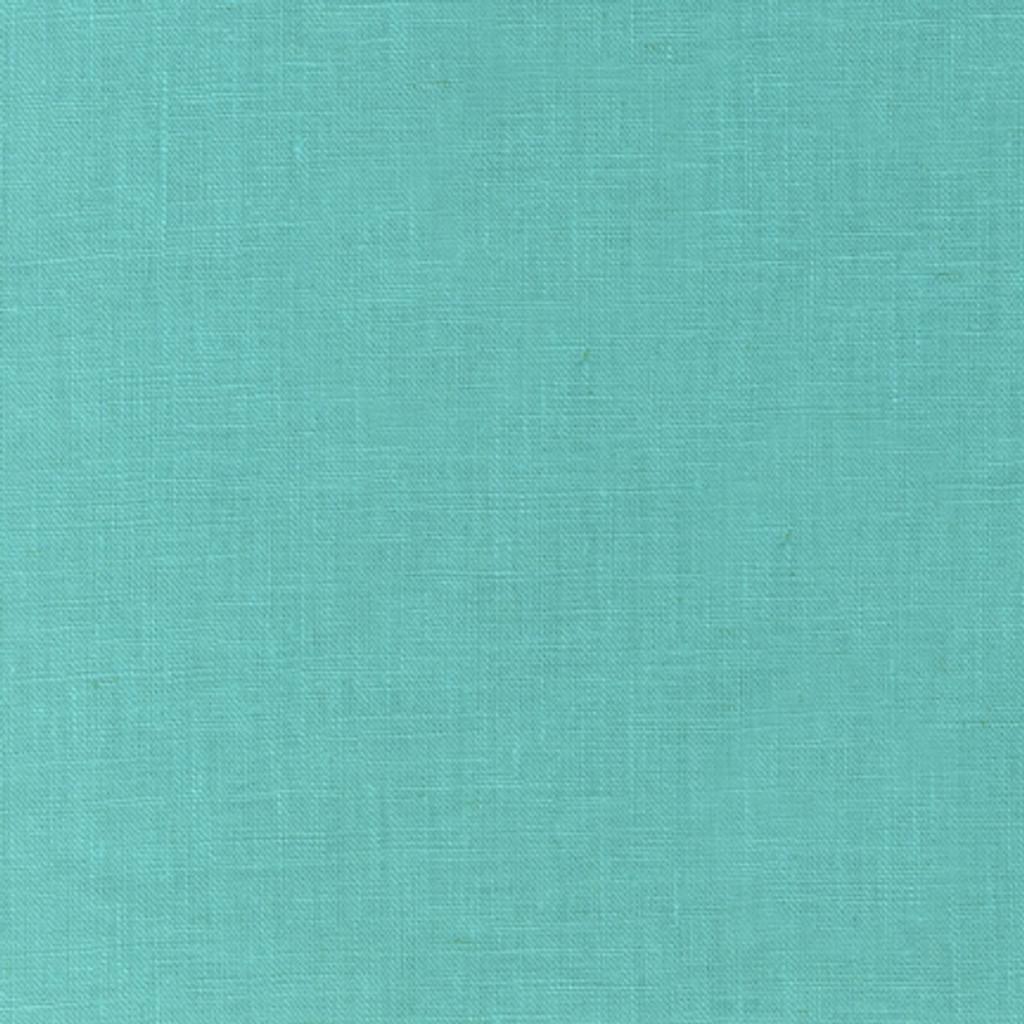 Essex Linen - Medium Aqua