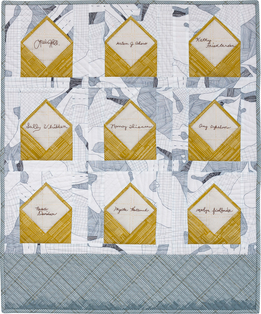 Envelopes Quilt Pattern