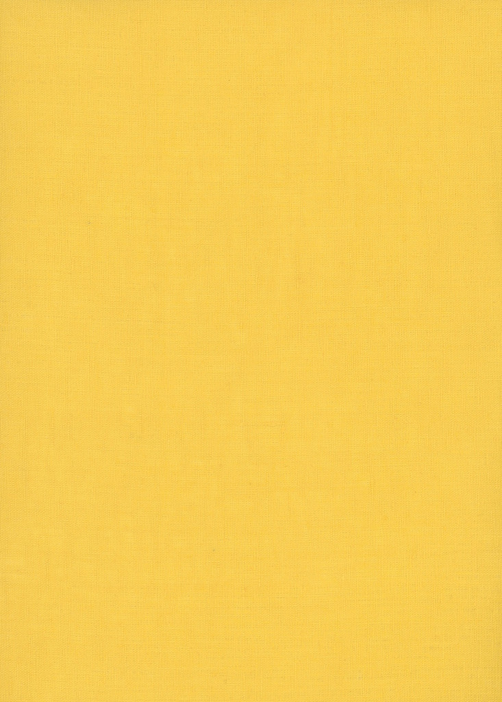 Linen - Daisy Yellow
