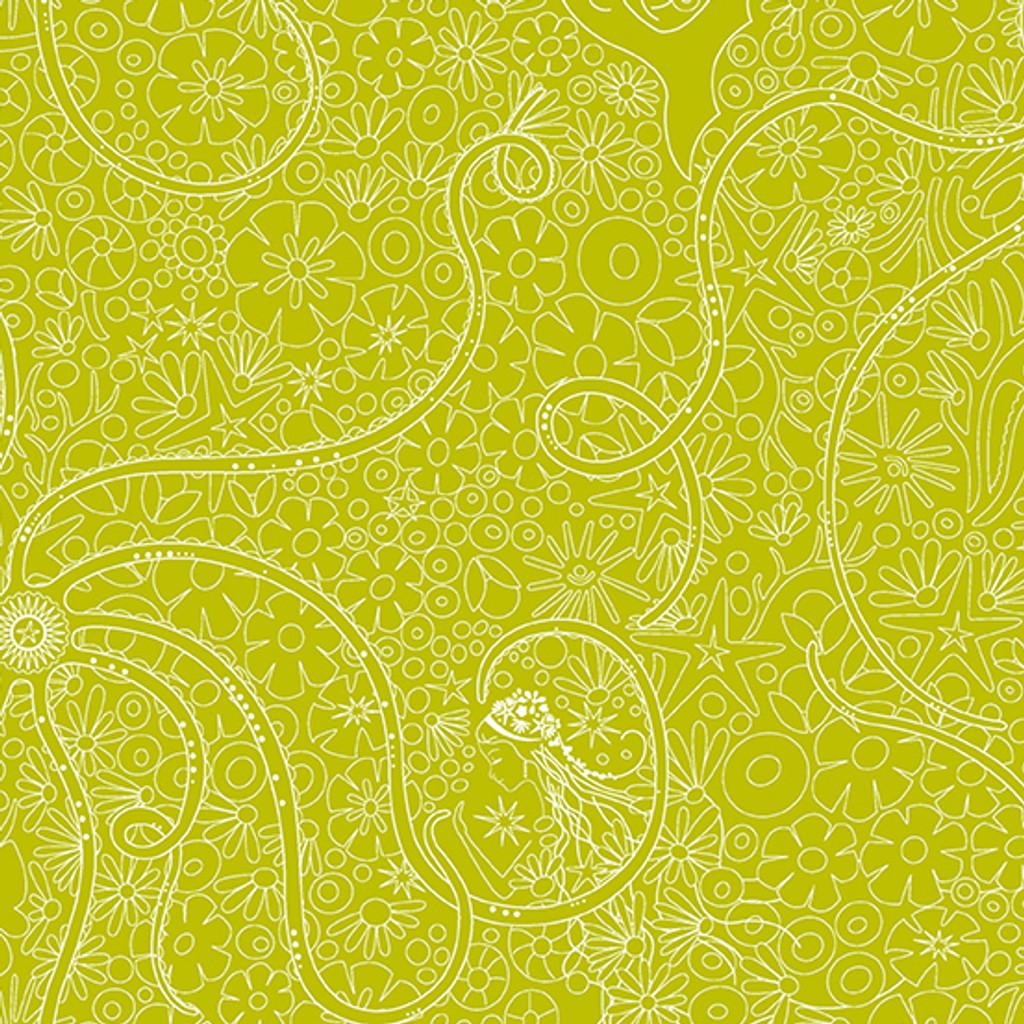 Sun Print 2018 - Depths - Pear