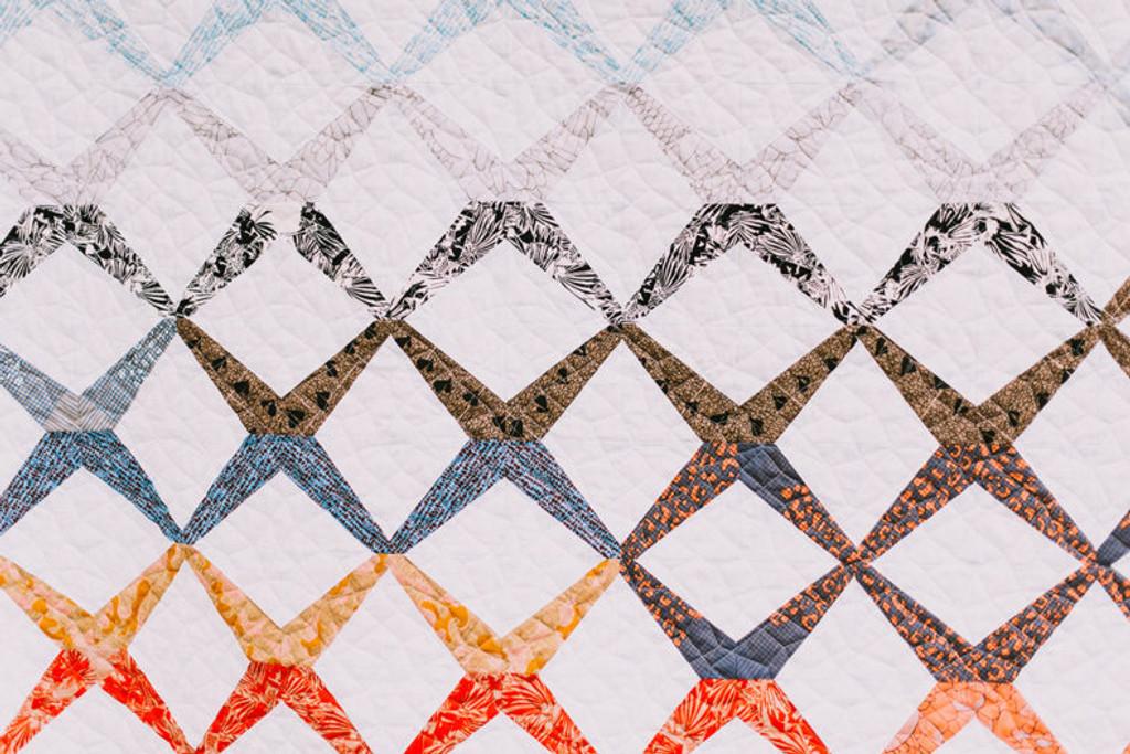 Sessoms Quilt Pattern