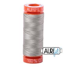 Mako Cotton 50wt 200m - 5021 (Light Grey)
