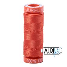 Mako Cotton 50wt 200m - 1154 (Dusty Orange)