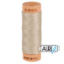 Mako Cotton 80wt 280m - 5011 (Rope Beige)