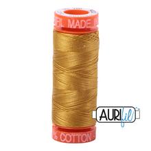 Mako Cotton 50wt 200m - 5022 (Mustard)