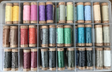 Aurifil 80wt Thread Club (First Month)