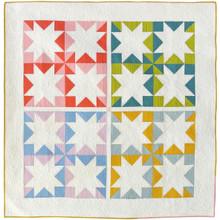 Stars Hollow Quilt Pattern (PDF)