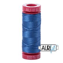 Mako Cotton 12wt 50m - 2730 (Delft Blue)