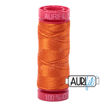 Mako Cotton 12wt 50m - 2235 (Orange)