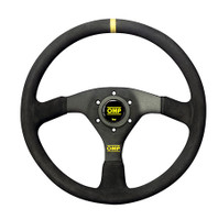 OMP VELOCITA Steering Wheel (Suede) - EARS Motorsports. Official stockists for OMP-OD/1958