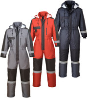 Winter Coverall / Wetsuit - EARS Motorsports. Official stockists for Portwest-Winter Coverall