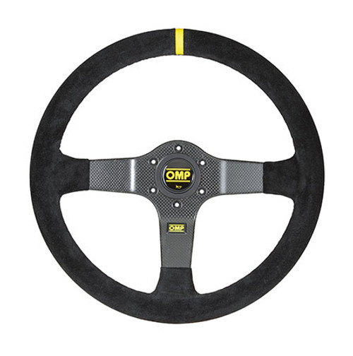 OMP 350 CARBON D Steering Wheel - EARS Motorsports. Official stockists for OMP-OD/2028