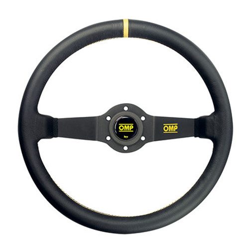 OMP RALLY Steering Wheel (leather) - EARS Motorsports. Official stockists for OMP-OD/1950