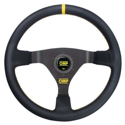 OMP WRC Steering Wheel (Leather) - EARS Motorsports. Official stockists for OMP-OD/1980