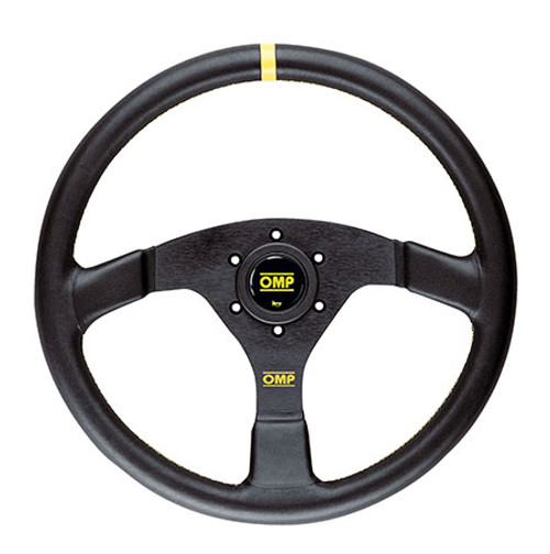 OMP VELOCITA Steering Wheel (Leather) - EARS Motorsports. Official stockists for OMP-OD/1957