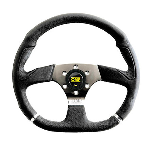 OMP CROMO Steering Wheel - EARS Motorsports. Official stockists for OMP-OD/2018