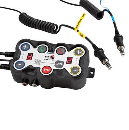 Stilo DG10 Digital Intercom Amplifier - EARS Motorsports. Official stockists for Stilo-AB0500