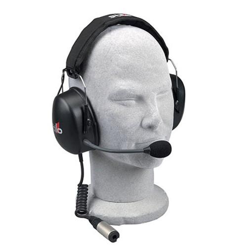 Stilo Trophy DES Practice Headset - EARS Motorsports. Official stockists for Stilo-AD0110