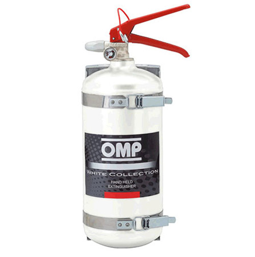 OMP Aluminium 2.4L Extinguisher - EARS Motorsports. Official stockists for OMP-CBB/351