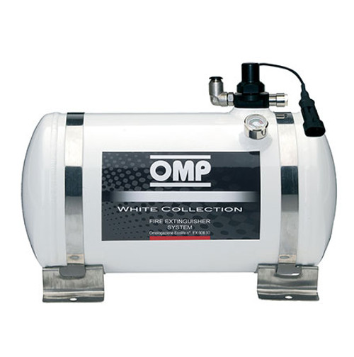 OMP Aluminium Electrical Plumbed In System - EARS Motorsports. Official stockists for OMP-CESAL2