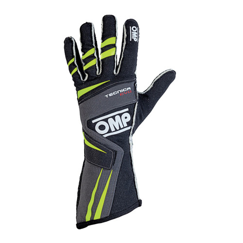 OMP Tecnica EVO Gloves (2018) - EARS Motorsports. Official stockists for OMP-IB/756E