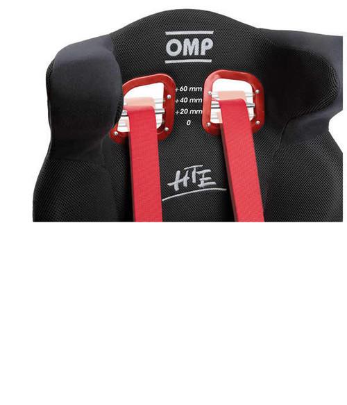 OMP HSC PATENT Shoulder Strap Adjuster - EARS Motorsports. Official stockists for OMP-HC/893