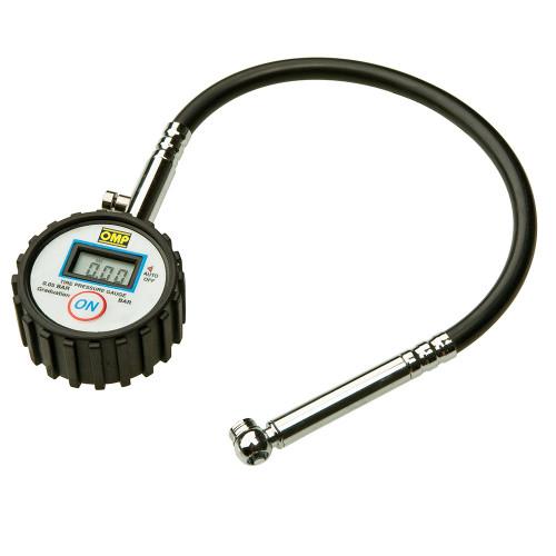 OMP Digital Tyre Pressure Gauge - EARS Motorsports. Official stockists for OMP-NC/072