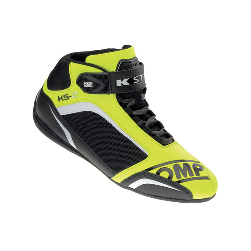 OMP KS2 Kart Boots - EARS Motorsports. Official stockists for OMP-IC/812