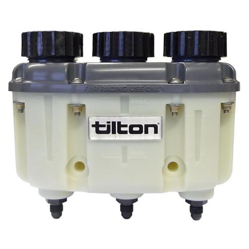 Tilton 3-in-1 Fluid Resevoir - EARS Motorsports. Official stockists for Tilton-TLT72-577