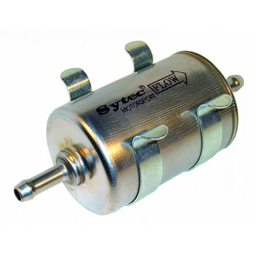 Sytec Fuel Filter 8mm In/Out - EARS Motorsports. Official stockists for Sytec-SSFC5160C