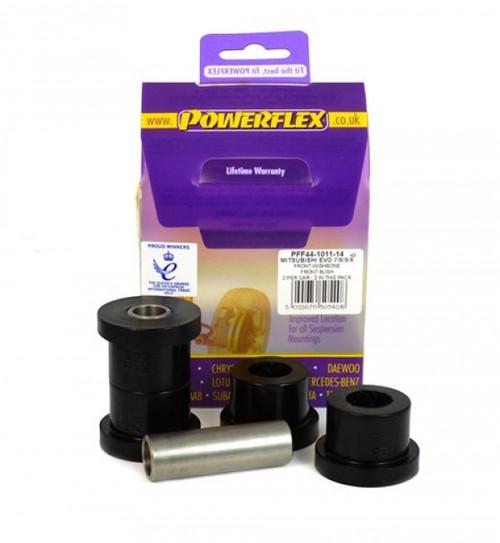 Evo 7/8/9 Front Wishbone Front Bush - EARS Motorsports. Official stockists for Powerflex-PFF44-1011-1