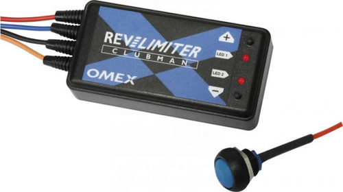 Omex Rev Limiter Clubman - EARS Motorsports. Official stockists for OMEX-RL