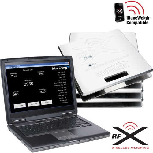 Intercomp PC Wireless Scale System - EARS Motorsports. Official stockists for Intercomp-170154-PC