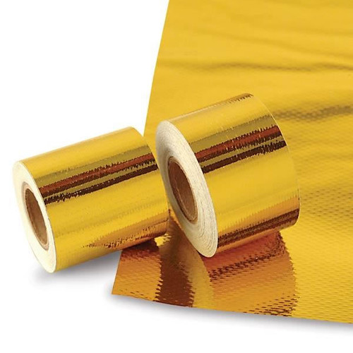 "DEI Reflect-A-Gold 24""x24"" Adhesive Sheet - EARS Motorsports. Official stockists for DEI-010393"