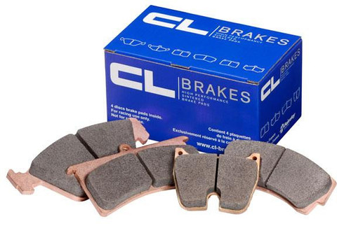 Clio R3 Tarmac Rear - EARS Motorsports. Official stockists for CL Brakes-4038 RC6