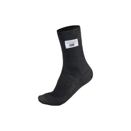 OMP Nomex Short Socks Black - EARS Motorsports. Official stockists for OMP-IAA/724