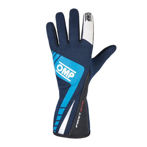 OMP FIRST EVO Gloves - EARS Motorsports. Official stockists for OMP-IB/757E