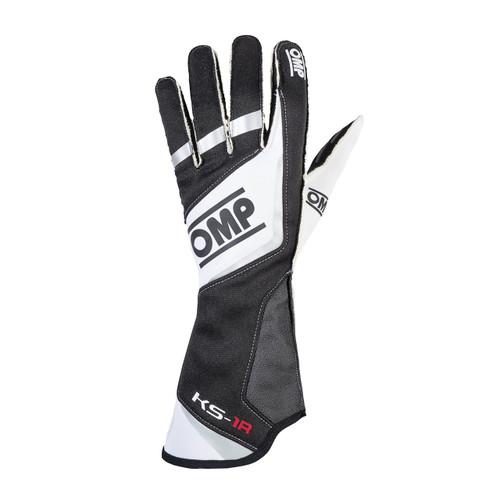 OMP KS-1R Gloves - EARS Motorsports. Official stockists for OMP-KK02740