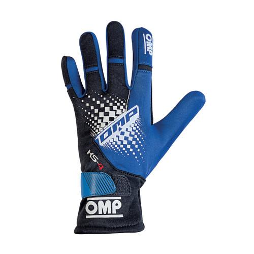 OMP KS4 (2018) Gloves - EARS Motorsports. Official stockists for OMP-KK02744E