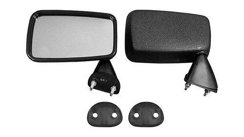 MK2 Front Door Mirror Black L/H - EARS Motorsports. Official stockists for Magnum-25-19-10-1