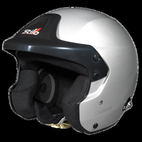 Stilo Trophy DES Jet Composite Helmet - EARS Motorsports. Official stockists for Stilo-AA0110AF2M