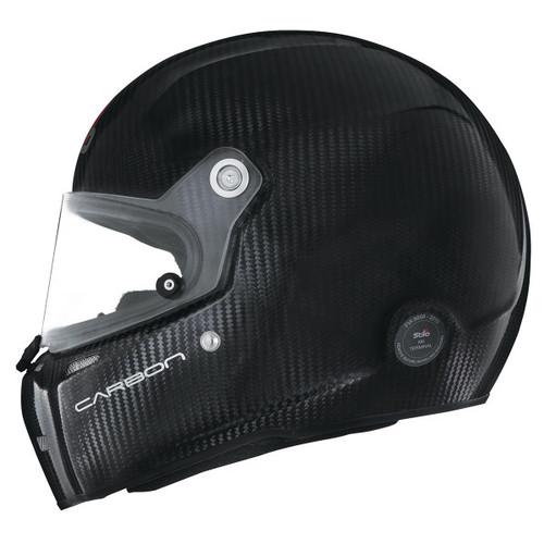 Stilo ST5FN Carbon Karting Helmet - EARS Motorsports. Official stockists for Stilo-AA0710AF1M