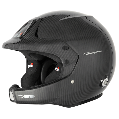 Stilo WRC DES Carbon (PIUMA) Turismo Helmet - EARS Motorsports. Official stockists for Stilo-AA0210CG1M