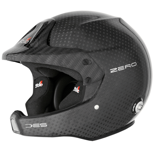 Stilo WRC DES ZERO Turismo Helmet - EARS Motorsports. Official stockists for Stilo-AA0210CG3H