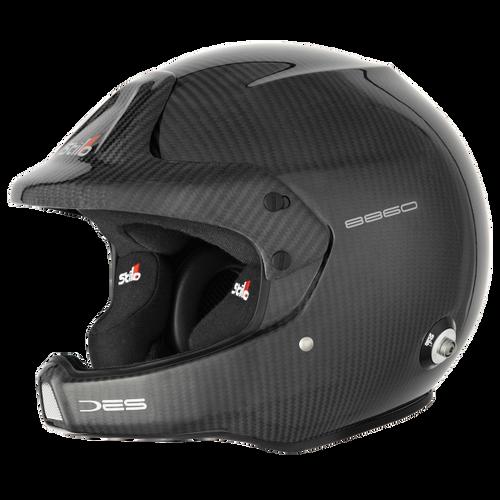 Stilo WRC DES 8860 Turismo Helmet - EARS Motorsports. Official stockists for Stilo-AA0210CG1D