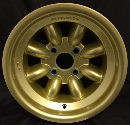 Revolution 8x13 8-Spoke Wheel - EARS Motorsports. Official stockists for Revolution-RVC921L4F2-12791xAO