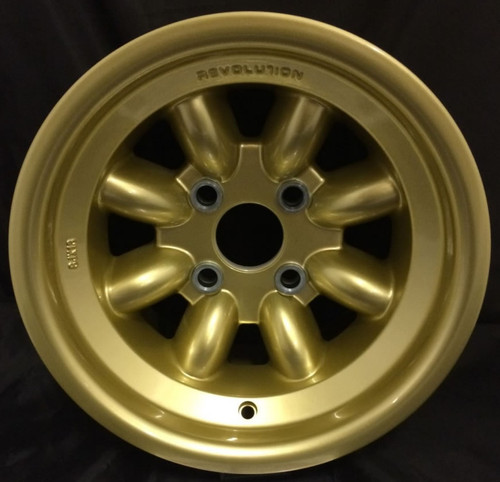 Revolution 8x13 8-Spoke Wheel - EARS Motorsports. Official stockists for Revolution-RVC921L4F2-12791xAO