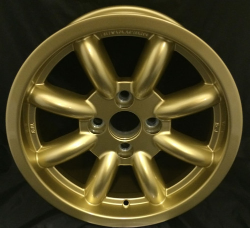 Revolution 7x15 8-Spoke Wheel - EARS Motorsports. Official stockists for Revolution-RVC958L4F200791xAO