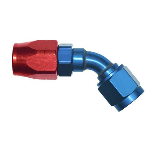 200 Series 45° Swept Cutter Fitting - EARS Motorsports. Official stockists for Goodridge-236-45
