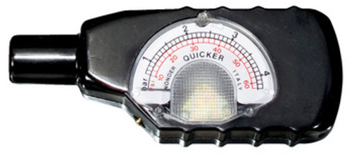 Quicker Tyre Pressure Gauge - EARS Motorsports.-TR6791